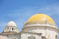 Free Cathedral In Cadiz Stock Photography - 5704312