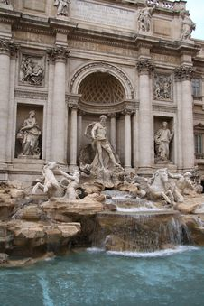 Free Trevi Fountain Stock Images - 5704574