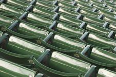 Free Empty Seats Royalty Free Stock Photography - 5705007