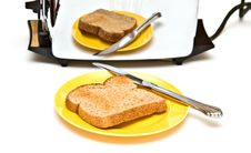 Free Retro Breafast Toaster Stock Photos - 5705223