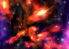 Free Stars Royalty Free Stock Photos - 5705228