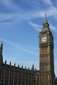 Free Big Ben In London Stock Photo - 5707010