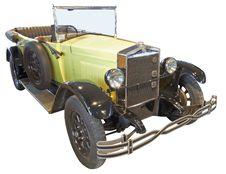 Free Retro Car. Royalty Free Stock Photo - 5707885