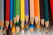 Free Pencils Royalty Free Stock Image - 5708026