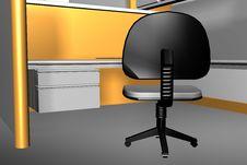 Free Ofiice Interior Stock Photo - 5708150