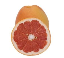 Orange Freshness Grapefruit Stock Photos
