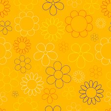 Free Floral Background Royalty Free Stock Photography - 5708977