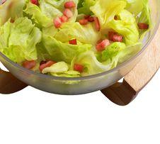 Free Vegetable Food - Fresh Salad Royalty Free Stock Photography - 5709047