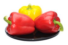 Free Peppers Royalty Free Stock Photo - 5709055