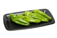 Free Green Peppers Stock Image - 5709061