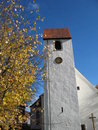 Free Church And October Sky - Germany Royalty Free Stock Photography - 5711467