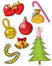 Free Objects 03 - Christmas Royalty Free Stock Image - 5711906