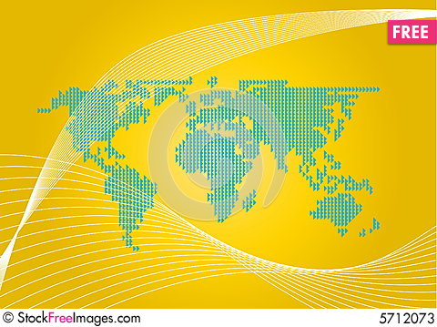 Abstract world map background free stock images photos abstract world map background gumiabroncs Choice Image