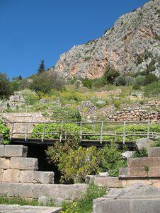 Free Delphi, Greece - Breathtaking Views Stock Photo - 5711340