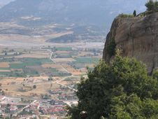 Free Colorful Valley - Greek Meteora Stock Photos - 5711353