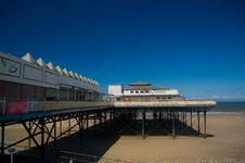 Free Pier In The Sun Stock Images - 5711414