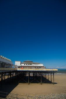 Free The Victorian Pier Stock Photos - 5711553