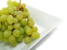 Free Crunchy Grapes Royalty Free Stock Photo - 5711585