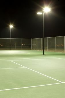 Free Tennis Royalty Free Stock Photography - 5711687