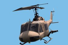 Free Helicopter Flying Stock Image - 5712921