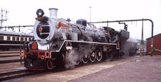 Free Steam Locomotive Stock Photos - 5713043