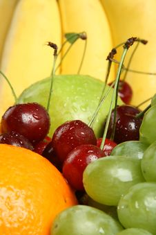 Free Watering Fruits Stock Photo - 5713410