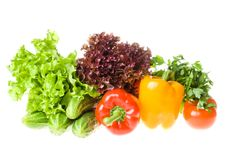 Free Still-life With Vegetables Stock Photo - 5713450