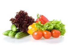 Free Still-life With Vegetables Royalty Free Stock Images - 5713459