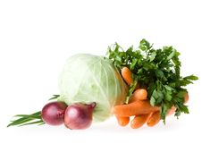 Free Still-life With Vegetables Royalty Free Stock Images - 5713469
