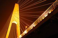 Free Crossing Bridge Royalty Free Stock Image - 5713696