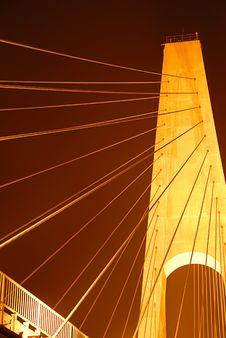 Free Crossing Bridge Stock Photography - 5713732