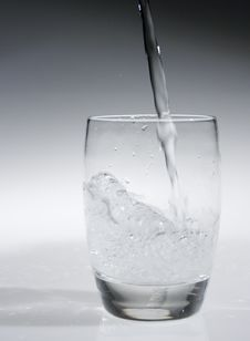 Free Glass Of Water Stock Photography - 5713792