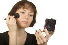 Free Morning Make -up Stock Photos - 5713843