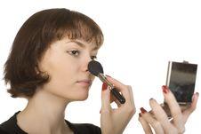 Free Morning Make -up Stock Photos - 5713863