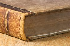 Free Old Book Close Up Royalty Free Stock Images - 5714159