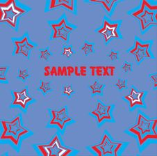 Free American Holiday Background. Stock Images - 5714954