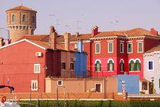 Free Burano, Italy Royalty Free Stock Image - 5714956
