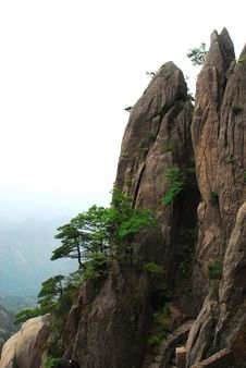 Free Huangshan Mountain Stock Photos - 5715123