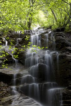 Free Waterfall Royalty Free Stock Photos - 5715688