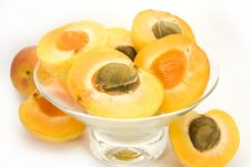 Free Apricots Royalty Free Stock Photo - 5715825