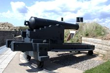 Free Colonial Cannon Stock Photos - 5716003