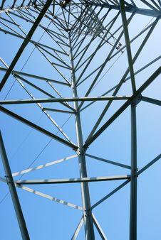Free Power Pylon Stock Image - 5716081