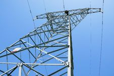 Free Power Pylon Stock Photography - 5716102