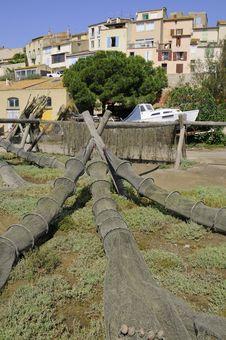 Free Fishing Nets Stock Image - 5717921