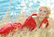 Free Beautiful Girl Stock Image - 5718331