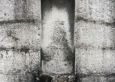 Free Worn Temple Wall Stock Photo - 5718460
