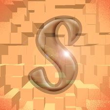 Free Alphabet Series: Letter S Stock Photos - 5719653