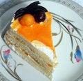 Free Mango Pastry Stock Photo - 5723690