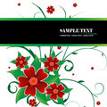 Free Floral Banner Vector Stock Images - 5726494