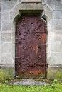 Free Rusty Door Stock Photo - 5729880